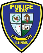 Cary Police Department badge